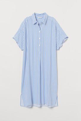 H&M Viscose Shirt Dress