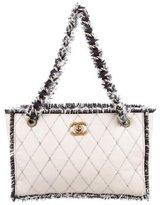Chanel Tweedy Tote Bag