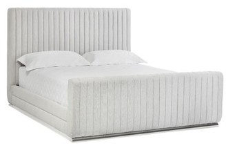 Sunpan Modern Club Upholstered Bed Size: King
