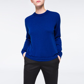 Paul Smith Women's Indigo Cashmere Sweater