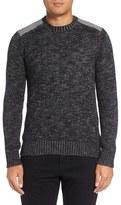 Michael Stars Ribbed Crewneck Sweater