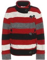 Etoile Isabel Marant Isabel Marant, Étoile Fred wool-blend jacket