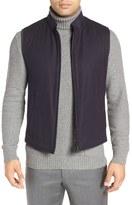 Corneliani Reversible Wool Vest