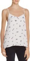En Creme Floral Print Camisole - 100% Exclusive