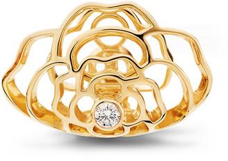 Chanel Pétales De Camélia Earring