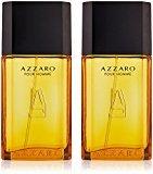 Azzaro Pour Homme 2x 30 ml Eau De Toilette Vaporisateaur Spray, 2 x 1 Fl. Oz.