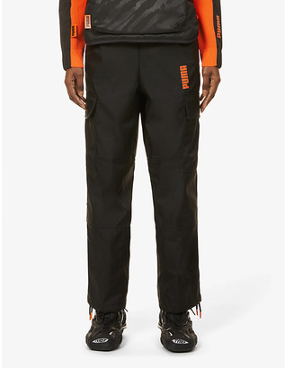 Puma x Central Saint Martins shell trousers