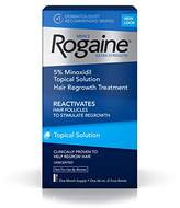 Rogaine Men's Solution One Month Supply