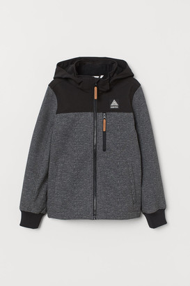 H&M Softshell Jacket - Gray