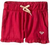 Roxy Kids Ruffled Up Shorts (Toddler/Little Kids)