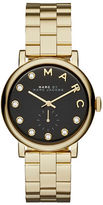 Marc by Marc Jacobs Marc Jacobs Baker Dexter Goldtone Bracelet Watch