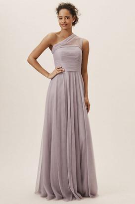 Jenny Yoo Ryder Dress By in Purple Size 22