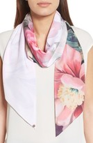 Ted Baker Women's Painted Posie Silk Scarf