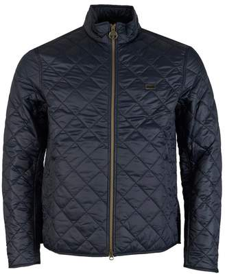 Barbour International Gear Quilted Jacket Colour: NAVY, Size: SMALL