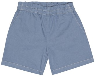 Bonpoint Leslie cotton shorts