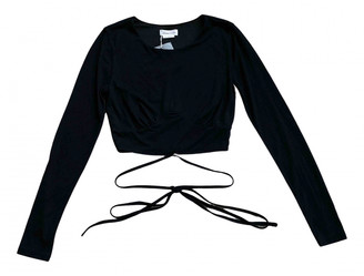 Lovers + Friends Black Polyester Knitwear
