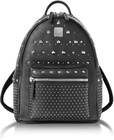MCM Black Small Special Stark Backpack