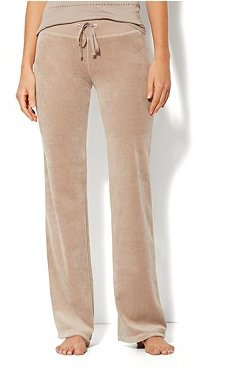 New York & Co. Love, NY&C Collection - Velour Pant - Average