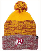 '47 Washington Redskins Static Cuff Pom Knit Hat