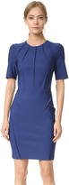 Thierry Mugler Short Sleeve Dress