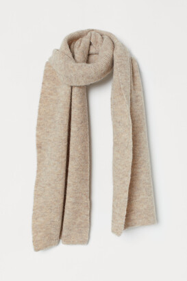 H&M Large Wool-blend Scarf