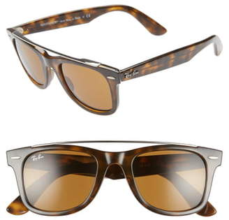 Ray-Ban 50mm Wayfarer Sunglasses