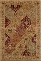 "Momeni Closeout! Area Rug, Belmont Be-01 Burgundy 7' 10"" X 9' 10"