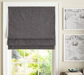 Pottery Barn Emery Linen/Cotton Cordless Roman Shade
