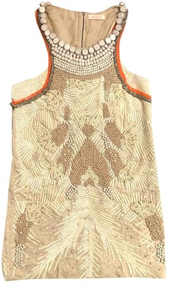 Sass & Bide Beige Cotton Dresses