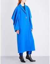Roksanda Hotaru oversized wool and cashmere-blend coat