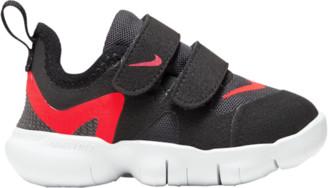 Nike Free Run 5.0 Running Shoes - Black / Bright Crimson Anthracite