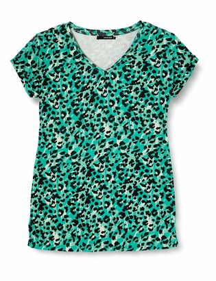 SUPERMOM Women's Tee Ss Leopard Maternity T - Shirt