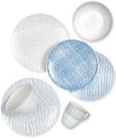 Noritake Dinnerware Blue Hammock Collection, Created for Macy's