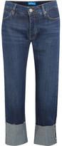 MiH Jeans Phoebe Boyfriend Jeans - Dark denim
