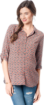 A Pea in the Pod Splendid Maternity Shirt