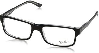 Ray-Ban Men's 0RX 5245 2034 54 Optical Frames