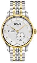 Tissot Men's Le Locle Automatic Two-Tone Bracelet Watch, 39.3mm