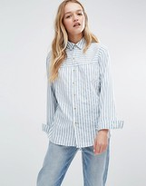 Rollas Rolla's Stripe Shirt