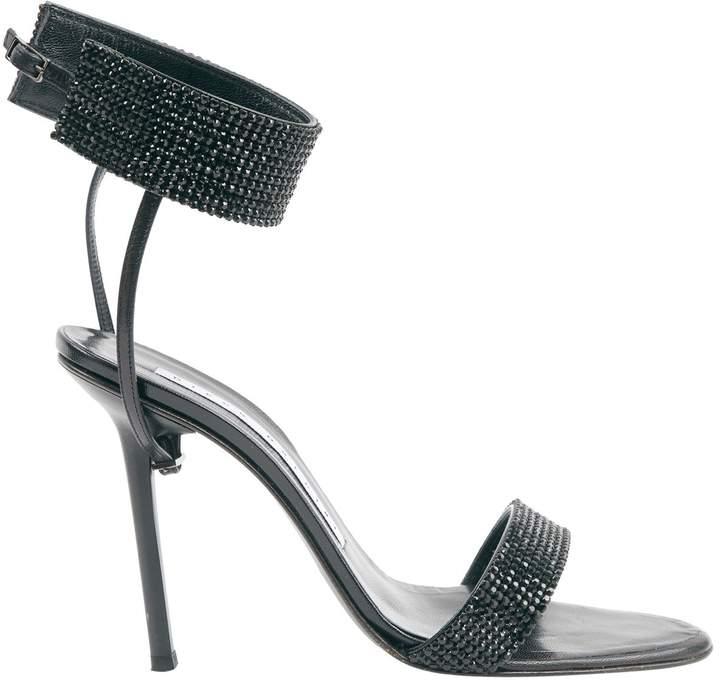 Diego Dolcini Leather heels