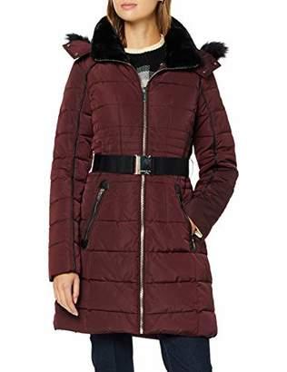 Morgan Women's 192-giris.n Coat,8 (Size: T36)