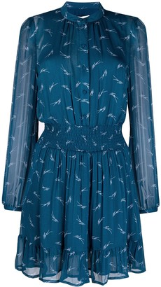 MICHAEL Michael Kors Abstract-Print Dress