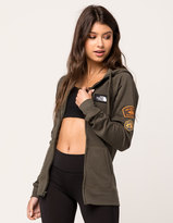 The North Face Patches Womens Zip Hoodie