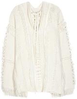 3.1 Phillip Lim Fringed sweater