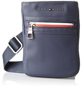 Tommy Hilfiger Mens Essential Compact Crossover Ii Laptop Bag