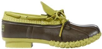 L.L. Bean Women's Small Batch L.L.Bean Boots, Nubuck Rubber Moc