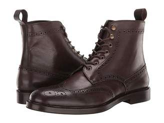 Eleventy Wing Tip Lace-Up Boot