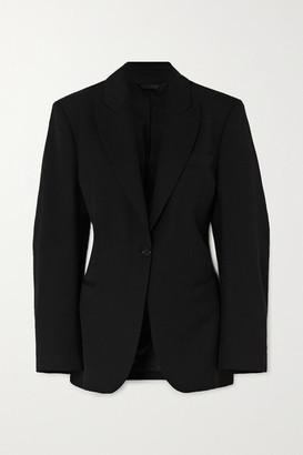 Acne Studios Crepe Blazer - Black