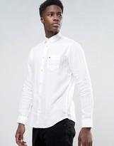 Selected Linen Long Sleeve Shirt