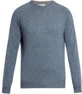 Brunello Cucinelli Wool, Cashmere And Silk-blend Sweater