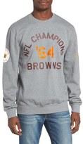 Mitchell & Ness Men's Nfl Browns Champion Sweatshirt